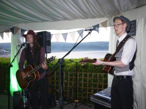 Oxwich Bay Hotel Wedding Band