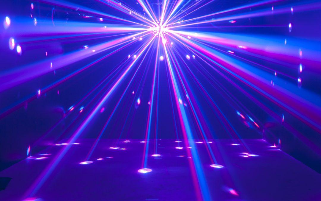 DJ & Stage Lighting